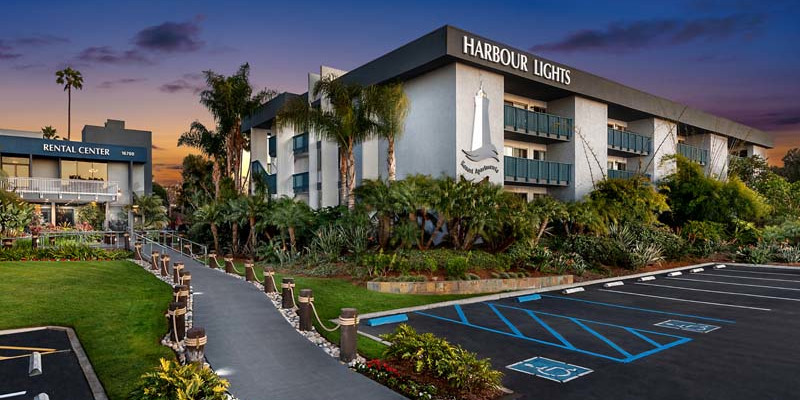 Harbour Lights Exterior Shot - Celebrating 25 Years